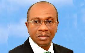 CBN  Governor. Godwin Emiefiele